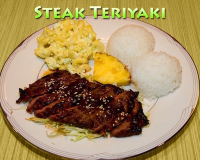 Steak Teryaki